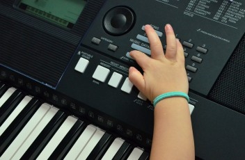 Keyboard mieten online