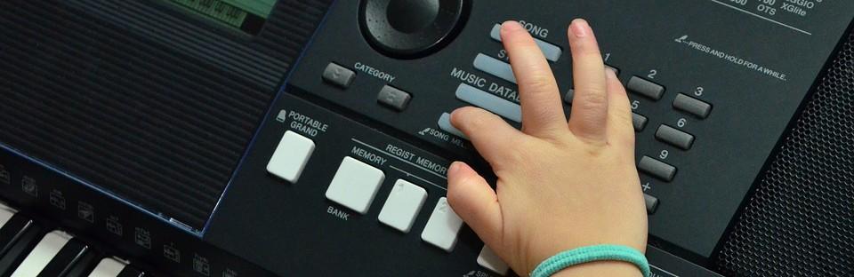 Keyboard mieten