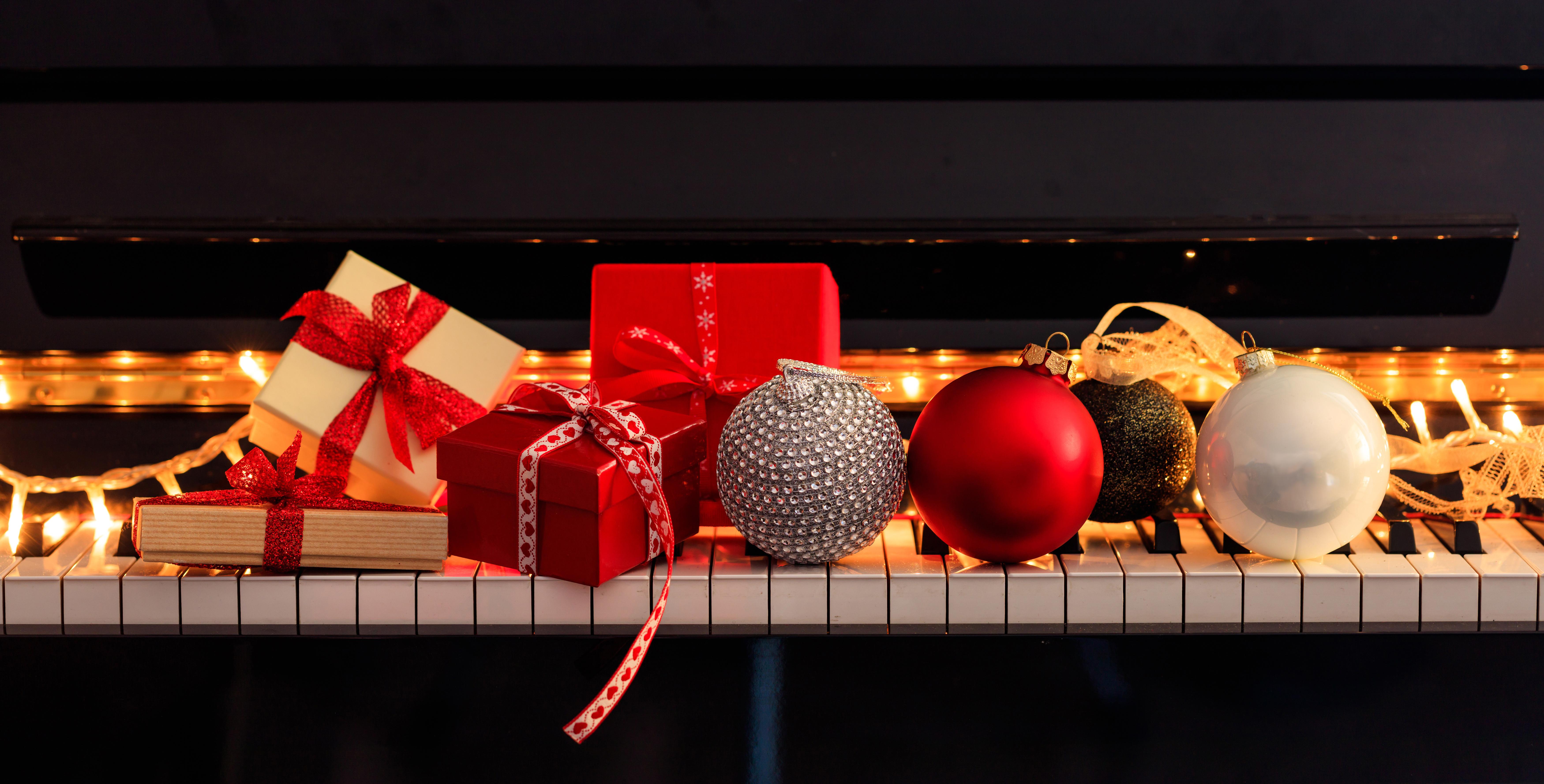 E-Pianos und Keyboards zu Weihnachten mieten