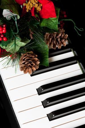 E-Piano zu Weihnachten