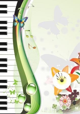 E-Piano zum Geburtstag