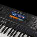 Yamaha PSR-SX700 mit Touchscreen